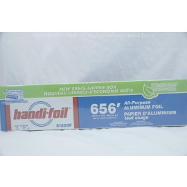 Handi-foil  All-Purpose Aluminium Foil 656 ft x 12 in 51205F