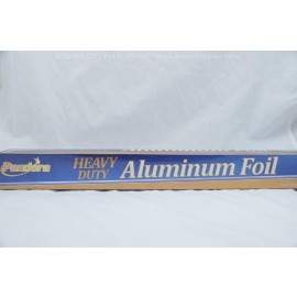 Pandora Heavy Duty Aluminum Foil 75 sq ft 16.66 yds x 18 in