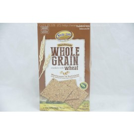 Handmade Whole Grain Crackers with Wheat 4 Packs