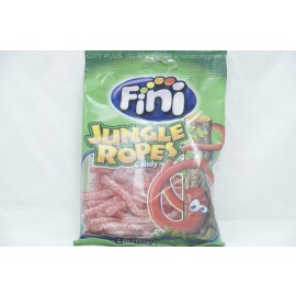 Fini Jungle Ropes Gummy Candy 3.5oz (100g)