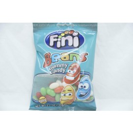 Fini Beans Gummy Candy Gluten Free 3.5oz (100g)