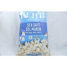 Kettle Sea Salt Popcorn Pareve Gluten Free Non GMO 113g