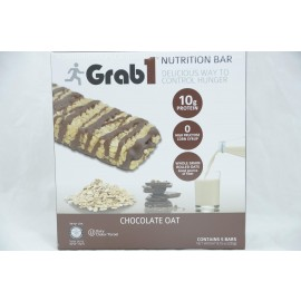 Chocolate Oat Nutrition Bar Dairy Cholov Yisroel 5 Bars 235g