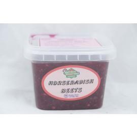 Horseradish Beets