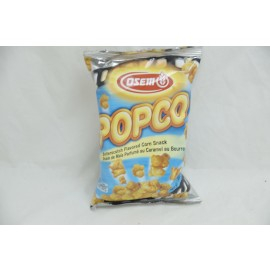 Osem Popco Butterscotch Flavored Corn Snack 1.40oz(40g)