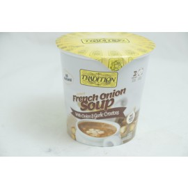Tradition French Onion Soup with Onion & Garlic Croutons 35g (1.02oz) NO MSG