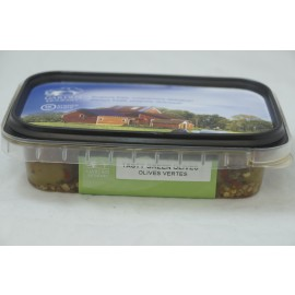 Garden Gourmet Tasty Green Olives 7.4oz (210g)