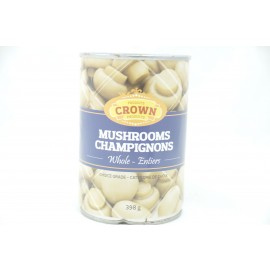Crown Mushrooms Whole