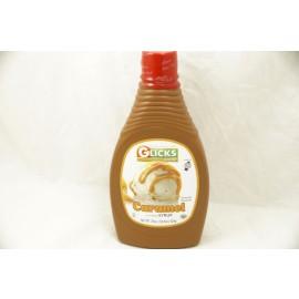 Glicks Caramel Syrup Parve