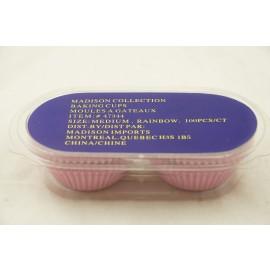 Madison Collection Baking Cups Medium 100pcs/ct