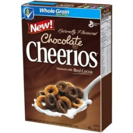 Chocolate Flavour Cheerios