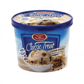 Kleins Premium Ice Cream Cookie Dough Dairy 1.65L