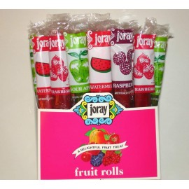 Joray Fruit Roll Apricot 1oz(28g)