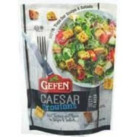Gefen Salad CroutonCaesar  Zesty Flavor 148g