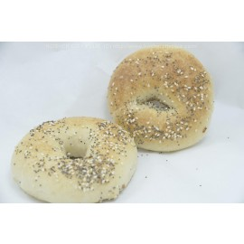 Gryffe Everything Bagel Yashan Pas Yisroel Nut Free Kosher City Plus Bakery