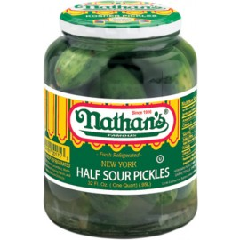 Half Sour Pickles