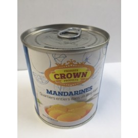 Crown Mandarin Oranges 284ml