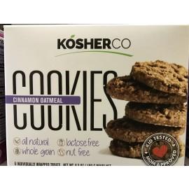 KosherCo Cookies Cinnamon Oatmeal 180g