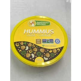 Sunflower Kitchen Classic Hummus 227g Vegan