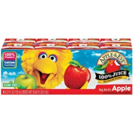 Apple & Eve Apple 8/4.23fl.oz (125ml) Flavored Blend of 6 juices