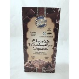 Snack Delite Chocolate Marsmallow Squares 176g