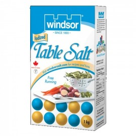 Windsor Table Salt. Free Running. 1 kg