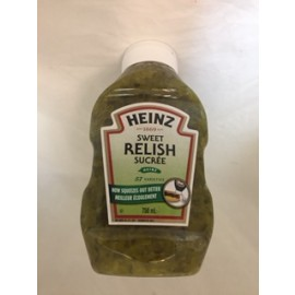 Heinz Sweet Relish 750ML
