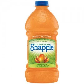 Snapple Mango Madness  Juice Drink 1.89L