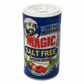 CHEF PAUL PRUDHOMME MAGIC Salt Free Seasoning NET WT. 2OZ (57g)