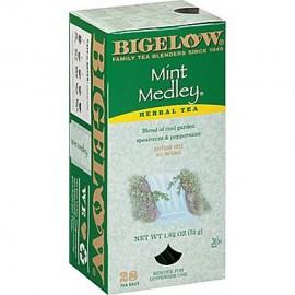 Bigelow Herbal Tea Mint Medley 25g 20tea bags