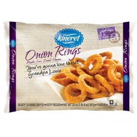 Kineret Onion Rings 20oz (1lb 4oz)
