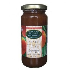 Beit-Yitzhak Peach Fruit Spread 10oz( 235ml)