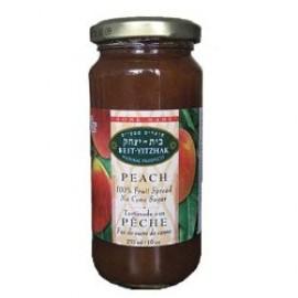 Beit-Yitzhak Peach Fruit Spread 10oz( 235ml)