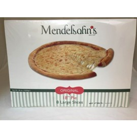 Mendelsohn's 8 Large Slices Pizza Original