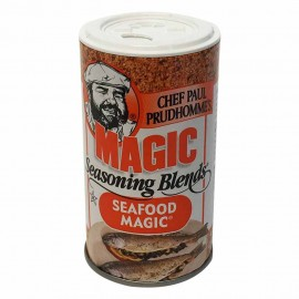 CHEF PAUL PRUDHOMME MAGIC Seasoning Blends Seafood Magic NET WT. 2.5OZ (71g)