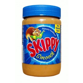 Skippy Peanut Butter Smooth 500g
