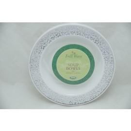 Frillware Collection Soup Bowl 12 oz 10ct