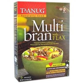Taanug Multi Bran w Flax 375g