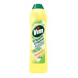 Vim Cream Lemon Scents 500ML