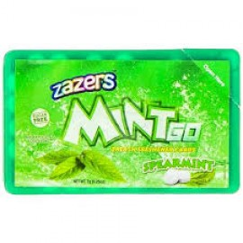 Zazers Mint Go Spearmint  7g