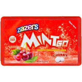 Zazers Mint Go Cherry 7g