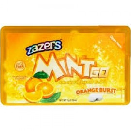 Zazers Mint Go Orange burst  7g