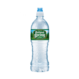 Poland Spring Water Sports Cap 24x700g